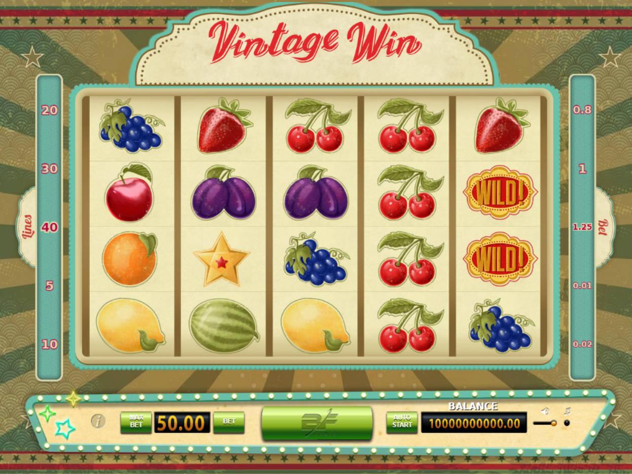 Vintage online games – just like the old days!